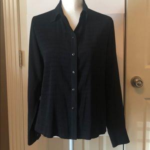 Beautiful Karen Scott Long Sleeve Shirt